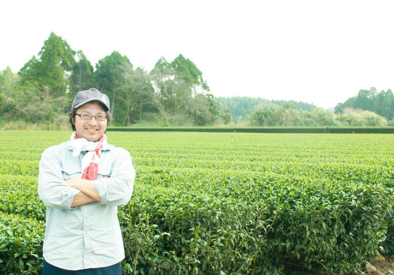 合同会社末吉製茶工房 代表 又木 健文